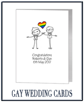 thu - gay wedding cards