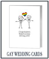 thu - gay wedding cards