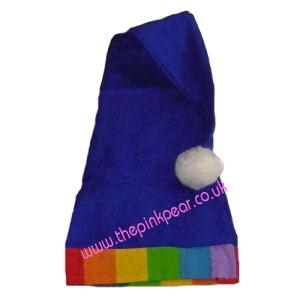 pride Santa hat