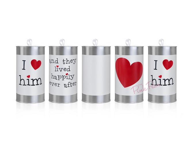 wedding car decorating cans - grooms