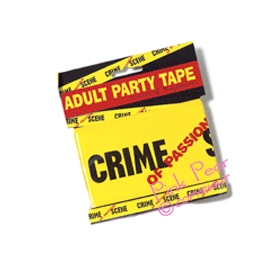 crime of passion party tape