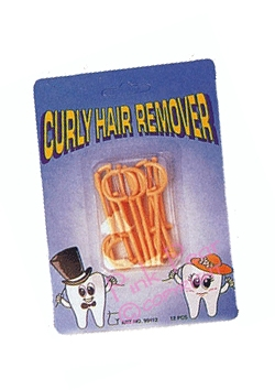curly hair remover