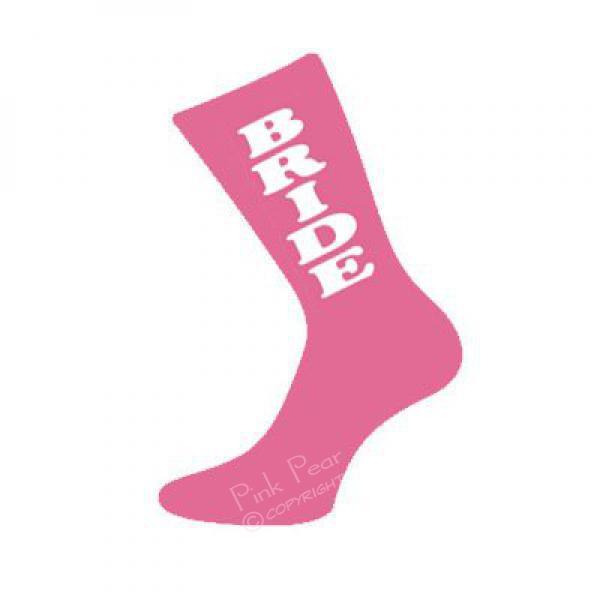 bride socks - vertical