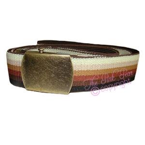 bear pride belt