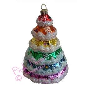 pride christmas tree ornament