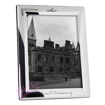 civil ceremony photoframe