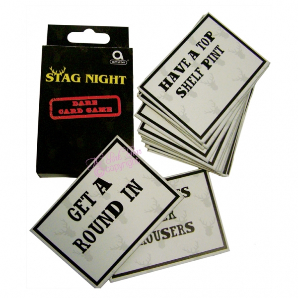 stag night card game