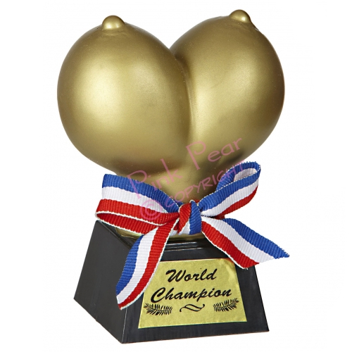 golden boobs trophy award