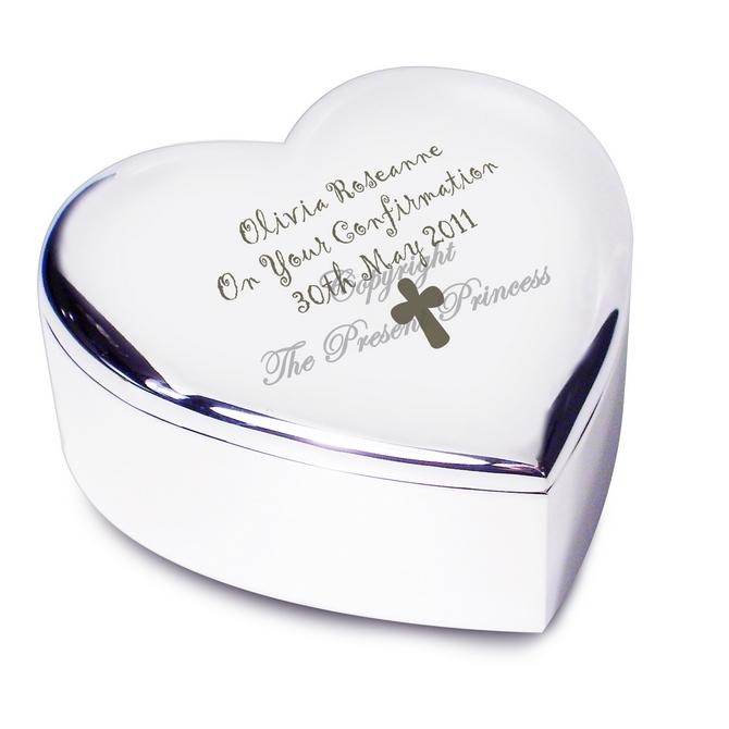 Cross Heart Trinket