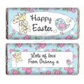 Daffodil && Floral Chick Easter Chocolate Bar