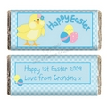 Easter Chick Chocolate Bar