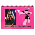 hen night memento book