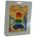 rainbow willy warmer
