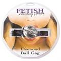 Pipedream diamond ball gag