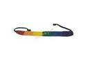 friendship bracelet - rainbow (thick)