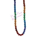 rainbow festival beads