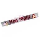 hen night devil / angel banner