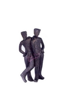 gay figurine sculpture