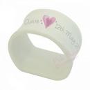 hearts napkin ring