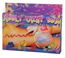 sexy adult paint box