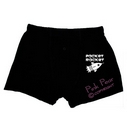 novelty pocket rocket fun saucy boxer shorts