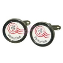 valentine 14th february love cufflinks