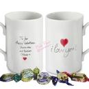 I love you windsor mug