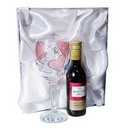 love & kisses red wine set