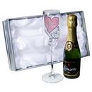 love & kisses mini champagne set
