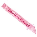 gay best friend sash