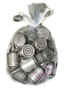 silver party poppers pouch (25)