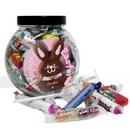 Pink Bunny Sweet Jar