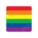rainbow coasters (8)