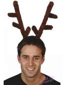 fluffy stag antlers
