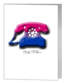 bisexual telephone card