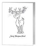 transgender reindeer card