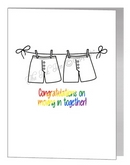 moving in together card - male undies