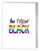rainbow is the new black card