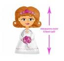 giant bride airwalker
