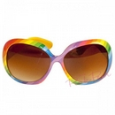 Funky Rainbow Glasses