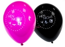 hen night martini glass balloons (6)