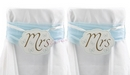 Vintage Butterfly Chair Bunting - Mrs & Mrs