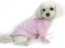 doggie t-shirt - pink