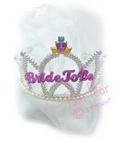 gemstone tiara