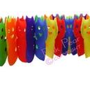 garland - rainbow cats